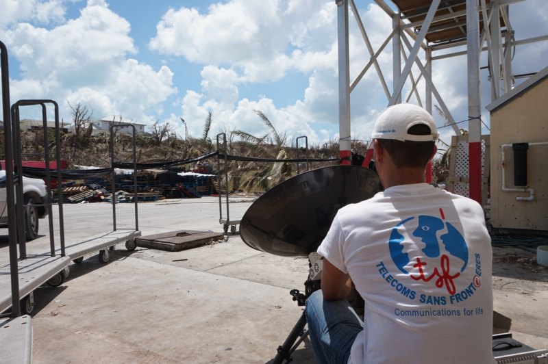 Support Humanitarian Coordination Abaco